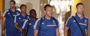 El Chelsea inicia en Tailandia su gira asiática de pretemporada