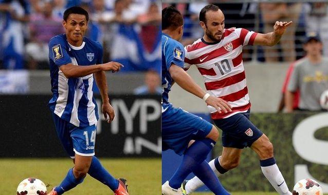Estados Unidos y Honduras buscarán llegar a la final de la Copa Oro