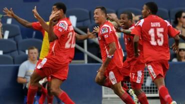 Panamá venció a Martinica y se clasifica a 4tos de Final