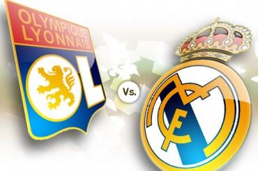 Real Madrid disputa hoy en Francia al Lyon en amistoso
