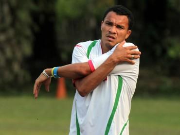 Rambo de Leon ya es jugador del Platense de Puerto Cortes