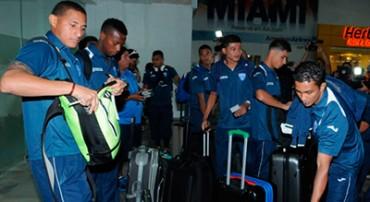 Honduras partió rumbo a Baltimore  donde el domingo disputará 4tos de Final