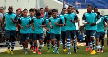 Selección de Honduras luce más tranquila y ya piensa en Estados Unidos