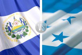 Selección Hondureña se enfrenta hoy a El Salvador