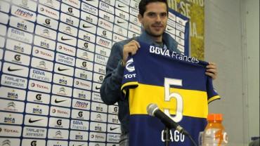 Fernando Gago regresó a Boca Juniors