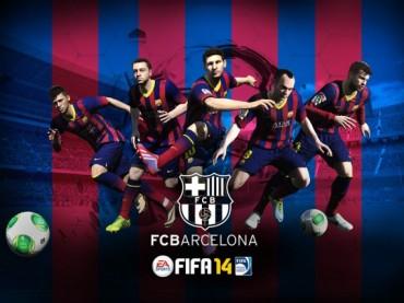 Barcelona firmó un acuerdo de tres años con la empresa EA Sports