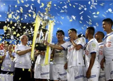 Olimpia gana la Copa Cincuentenario