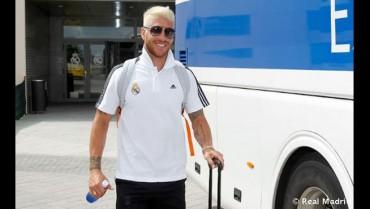 """Sergio Ramos aparece con nuevo """"Look"""""""