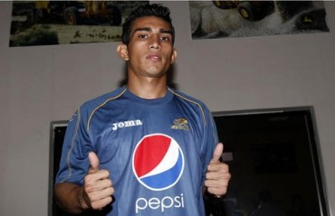 "Isidro Gutiérrez: ""Mi objetivo es sobresalir con Motagua"""