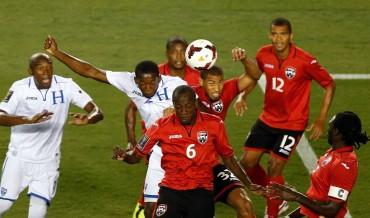 Trinidad y Tobago le gana a Honduras 2-0
