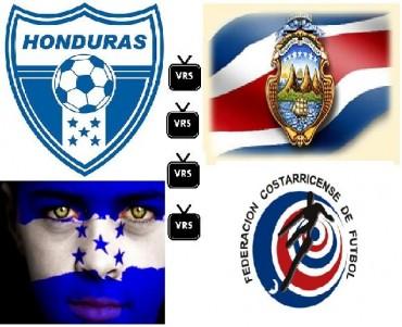 Honduras y Costa Rica se vuelven a ver las caras en 4tos de final en Copa Oro