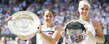 Marion Bartoli campeona del Wimbledon