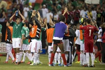 México venció este sábado 1-0 a su similar de Trinidad y Tobago