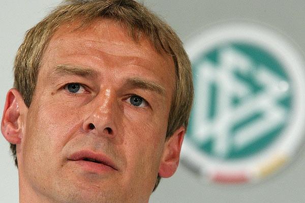 Jurgen Klinsmann observará desde las graderías el partido de la final de Copa Oro
