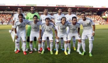 Real Madrid se enfrena al PSG en amistoso el día de hoy