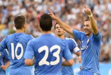 Real Madrid con gol de Benzema le gana al PSG