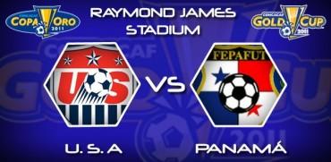 Estados Unidos-Panamá hoy la final de la Copa Oro