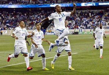 Honduras sufrió para vencer a Haití 2-0 en su debut en la Copa Oro