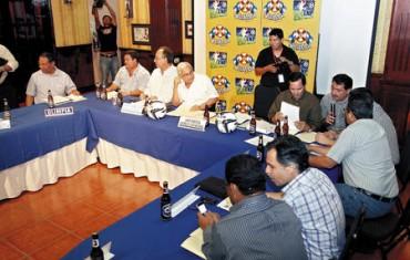 Torneo Apertura 2013 y se abrirá el sábado 10 de agosto
