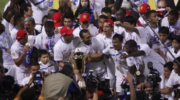 Olimpia ya se alista en Miami para enfrentar al Millonario de Colombia