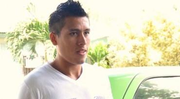 Wilmer Fuentes será el sustituto de Luis Garrido en la Copa Oro
