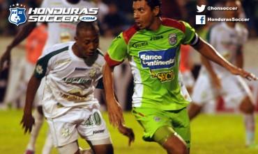 Platense y Marathón se conforman con el empate en Puerto Cortes
