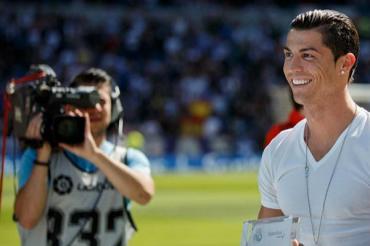 Cristiano Ronaldo será el mejor pagado de la Liga Española