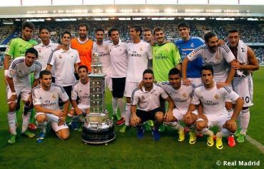 El Madrid golea al Depor en el Teresa Herrera con Casillas de titular