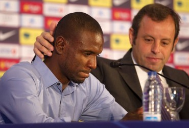 Abidal convocado por Francia para el amistoso ante Bélgica