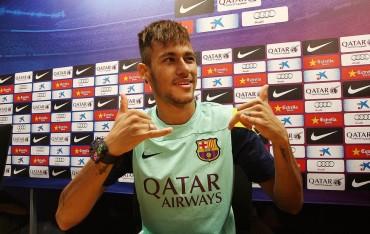 """Neymar: """"Messi es el mejor del mundo y espero poder ayudarle"""""""