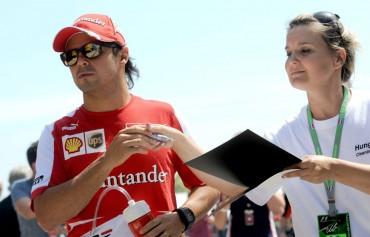 Massa reconoce que su futuro en Ferrari todavía es incierto
