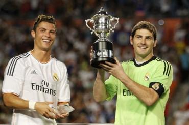 Mourinho renunció a ver a Casillas levantar la Copa