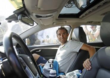 Valverde será el líder del Movistar en la Vuelta a España