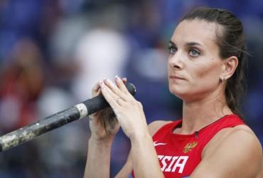 El título podría aparcar la retirada de Yelena Isinbayeva