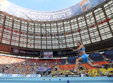 """Isinbayeva: """"No estaré el año próximo, pero en 2016 si"""""""