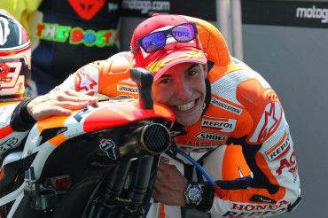 """Márquez: """"El de Brno no es uno de mis circuitos favoritos"""""""