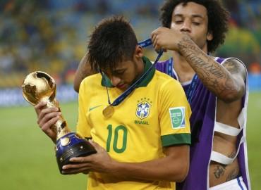 """Marcelo: """"Neymar y yo no seremos amigos en la Liga"""""""