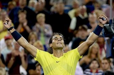 Nadal supera a Murray y se acerca a Novak Djokovic
