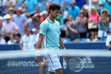 El 'cañonero' Isner deja a Djokovic sin semifinales