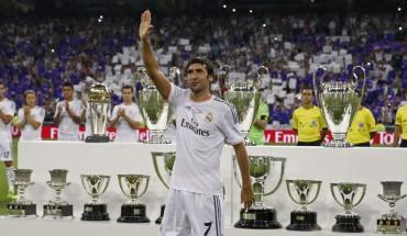 El Madrid gana el Trofeo Bernabéu con Raúl de estrella