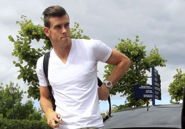 El club blanco ha culminado el fichaje de bale por 91 millones de euros