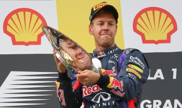 """Vettel: """"Ser el mejor piloto de la historia no es un objetivo real"""""""