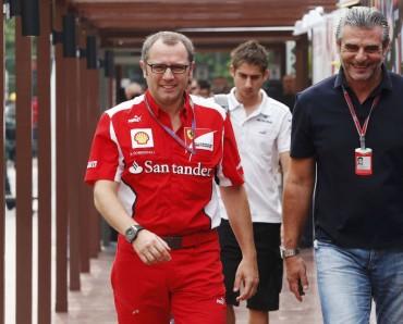 """Domenicali: """"No hay una lucha de poder entre Alonso y yo"""""""