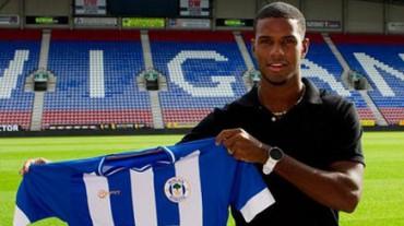 Juan Carlos García ya fue presentado como nuevo futbolista del Wigan