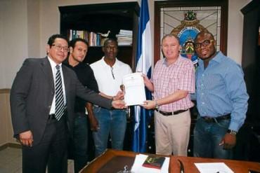 Asociación de Futbolistas de Honduras ya estan listos