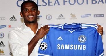 El Chelsea hace oficial el fichaje de Samuel Eto'o