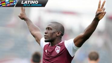 Hendry Thomas es elegido como el Latino de la Jornada 25 de Futbol de la MLS