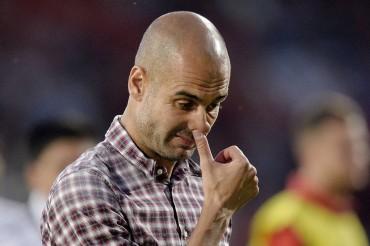 """Guardiola: """"Tengo sólo cinco años de experiencia y mucho que aprender"""""""