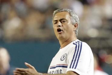 """Mourinho: """"No es ningún drama el haber perdido con el Real Madrid"""""""