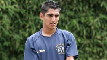 Jorge Claros  se ha integrado este martes a los entrenamientos de Motagua